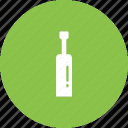 bottle, drink, kitchen, oil, olive, wine icon