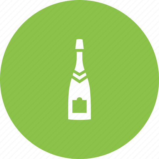 alcohol, bottle, celebrate, champagne, cheers, drink, party icon