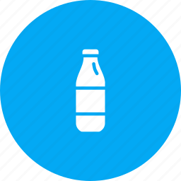 beverage, bottle, drink, juice, milk icon