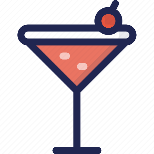 alcohol, beverage, cocktail, drink, glass, mocktail icon