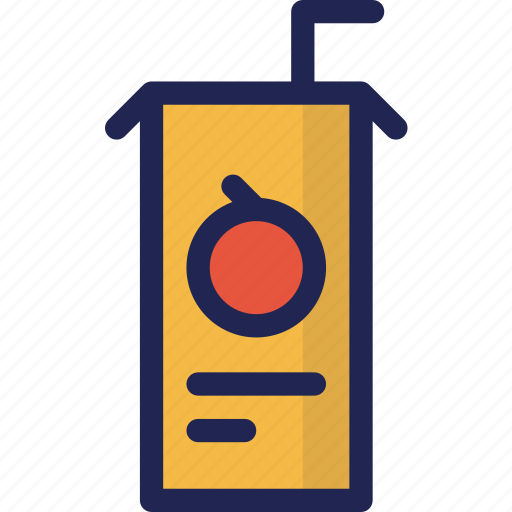 Beverage, drink, juice, uht icon - Download on Iconfinder