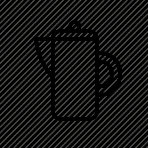 beverage, drink, drinks, jar, pitcher, water icon