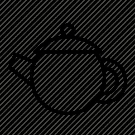 beverage, drink, drinks, tea, teapot icon