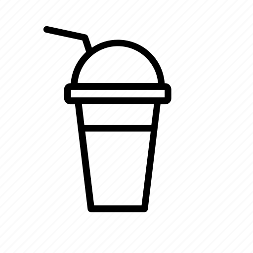 beverage, drink, drinks, milk, milkshake, shake, smoothie icon