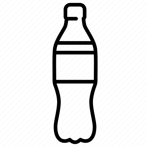 beverage, bottle, coca cola, coke, drink, soft drink, water icon
