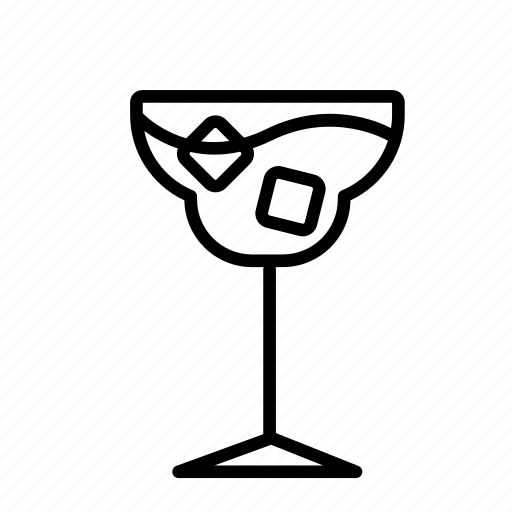 alcohol, beverage, cool, drink, glass, ice, ices icon