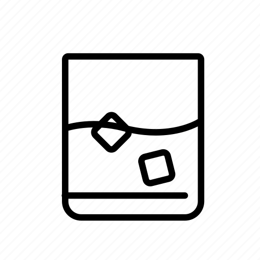 beverage, cool, drink, glass, ice, ices, soft drink icon
