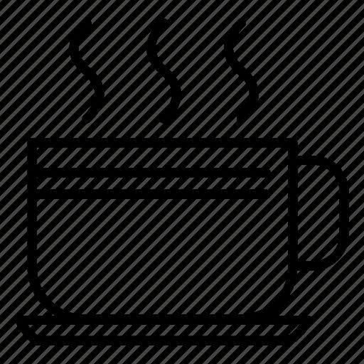coffee, cup, drink, glass, hot, mug, tea icon