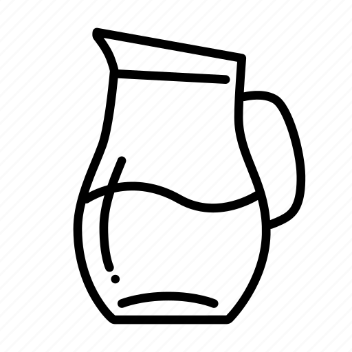 Artifacts, beverage, container, drink, liquid, measure, water icon - Download on Iconfinder