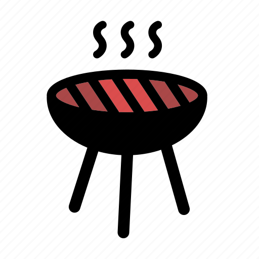 barbecue, bbq, meat, party, picnic icon