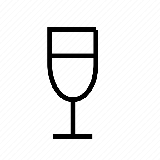 drink, glass, party, wine, wine glass icon
