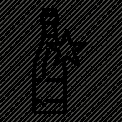 award, drinks, white, wine icon