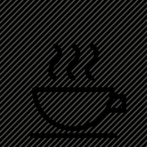 coffee, cup, drinks, mug icon
