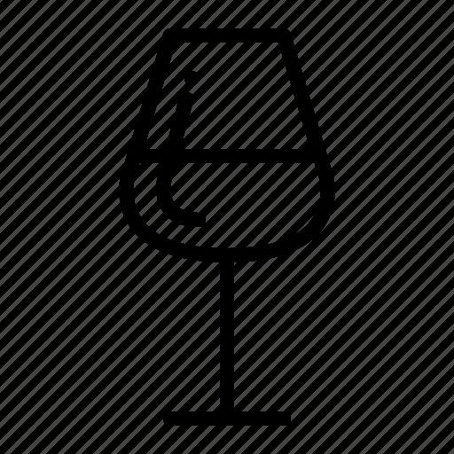 drinks, glass, wine, wineglass icon