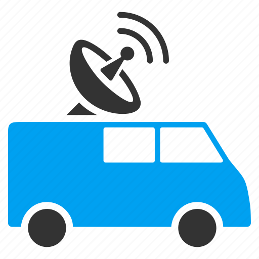 control car, drone base, pelengator, radio antenna, remote connection, support vehicle, vehicle icon