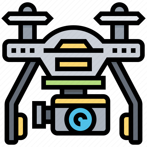 automatic, autopilot, drone, technology, unmanned icon