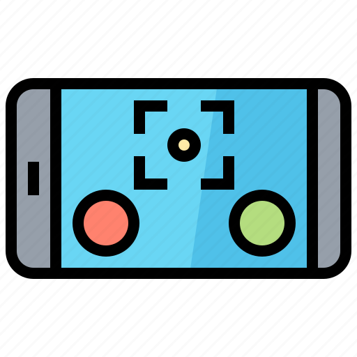 application, connection, control, remote, smartphone icon