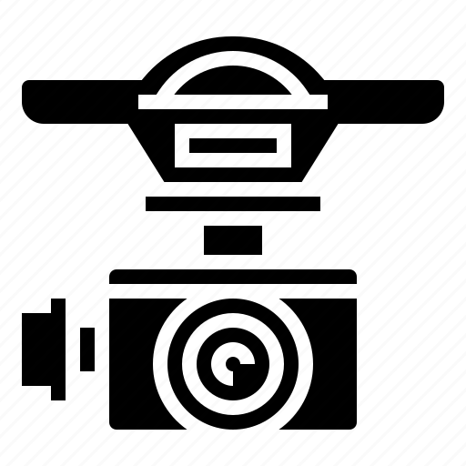 aircraft, camera, capture, drone, photo icon