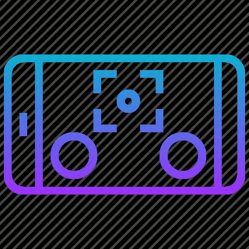 application, connection, control, remote, smartphone icon
