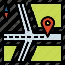 gps, location, marker, navigation