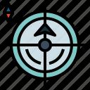 area, place, positional, radar