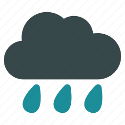 cloud, condition, forecast, humidity, rain, storm, weather icon