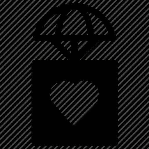 airdrop, favorite, favourite icon