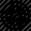 game, navigation, target icon