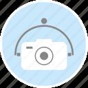air, camera, camera's, drones, fly, innovation, radio icon