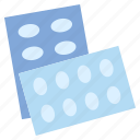 drugs, healthcare, medicine, pharmacy, pills, tablets icon