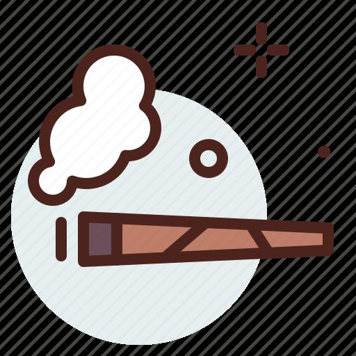 cigar, health, medical, pharmacy icon