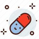 health, medical, pharmacy, pill3 icon