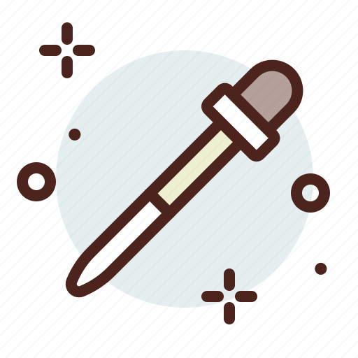 health, medical, pharmacy, pipette icon