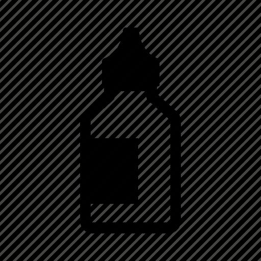 bottle, drops, drugs, eye, medicine, pharmacy icon