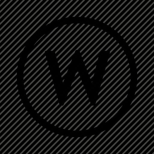 laundry, washing, wetclean icon