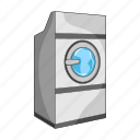 equipment, laundry, linen, machine, tool, tools, washing icon