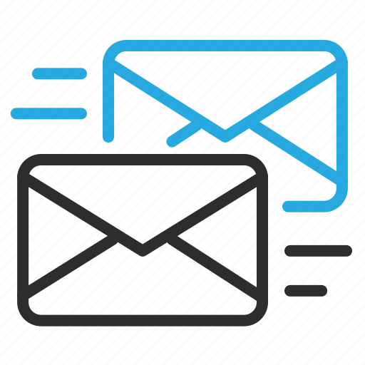 email, envelope, mail, message, recieve, send, speed icon