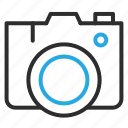 camera, digital, dslr, photography, photos, picture, slr icon
