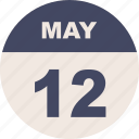 calendar, date, day, duotone, event, may, month, schedule, scheduled, tasks, time icon