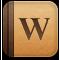wikipanion, wikipedia icon