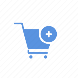 add, basket, buy, cart, ecommerse, sell, shop icon