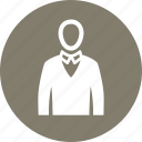 avatar, man, men clothing, user icon