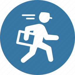 courier, delivery, express shipping, shipping icon