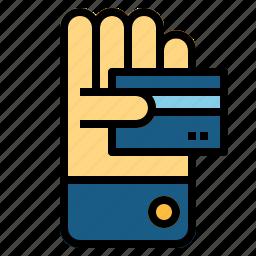 credit, credit card icon