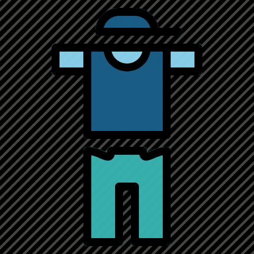 clothes, shirt icon