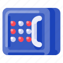 business, commercial, e commerce, safe deposit box, shopping icon
