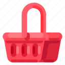 business, commercial, e commerce, shopping, shopping basket icon