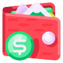 business, commercial, credit card, e commerce, money, shopping, wallet icon