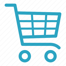 ecommerce, shopping cart icon