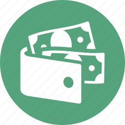 fees, save money, savings, wallet icon